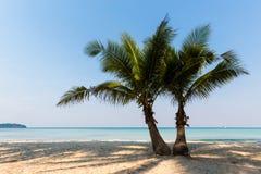 Paesaggio tropicale di Koh Kood Fotografia Stock