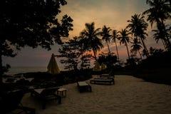 Paesaggio tropicale di Koh Kood Immagine Stock Libera da Diritti