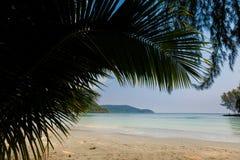 Paesaggio tropicale di Koh Kood Fotografie Stock Libere da Diritti