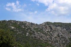 Paesaggio Turchia 2018 della natura Fotografia Stock