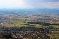 Paesaggio ungherese Fotografie Stock Libere da Diritti
