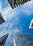 Paesaggio urbano fotografie stock libere da diritti