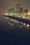 Paesaggio urbano Fotografie Stock