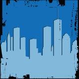 Paesaggio urbano Immagini Stock