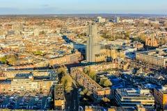 Paesaggio urbano Arnhem Immagini Stock Libere da Diritti