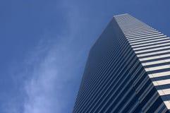 Paesaggio urbano corporativo fotografie stock