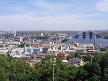 Paesaggio urbano delle KY del ` di Kyivs Immagine Stock