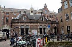 Paesaggio urbano di Amsterdam Immagini Stock