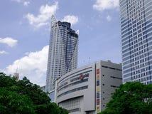 Paesaggio urbano di Bangkok, Tailandia Immagini Stock Libere da Diritti