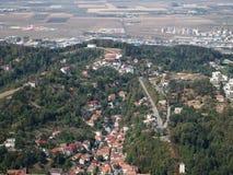 Paesaggio urbano di Brasov Fotografia Stock