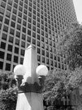 Paesaggio urbano di Chicago Fotografia Stock