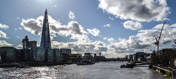 Paesaggio urbano di Londra Immagine Stock