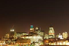 Paesaggio urbano di Londra Immagini Stock