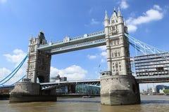 Paesaggio urbano di Londra Immagini Stock Libere da Diritti