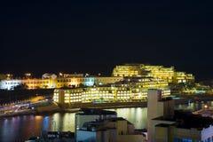 Paesaggio urbano di Malta Immagini Stock