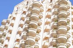 Paesaggio urbano di Monte Carlo, Monaco fotografie stock libere da diritti
