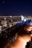 Paesaggio urbano di New York Immagine Stock