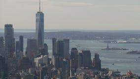 Paesaggio urbano di New York immagine stock libera da diritti