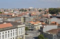 Paesaggio urbano di Oporto Fotografia Stock Libera da Diritti