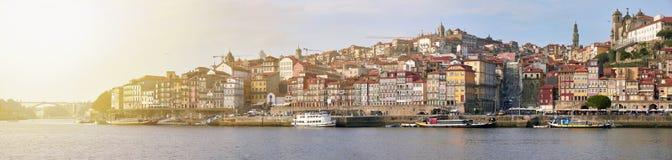 Paesaggio urbano di Oporto, Portogallo Immagine Stock Libera da Diritti