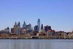 Paesaggio urbano di Philadelphia Fotografie Stock Libere da Diritti