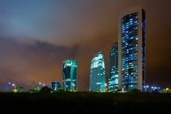 Paesaggio urbano di Putrajaya, Malesia Fotografia Stock