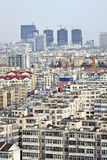 Paesaggio urbano di Qingdao, Cina Fotografie Stock