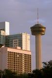 Paesaggio urbano di San Antonio Fotografie Stock Libere da Diritti