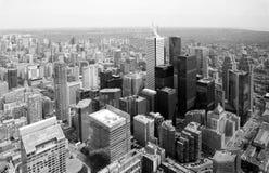 Paesaggio urbano di Toronto Immagine Stock Libera da Diritti