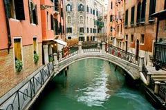 Paesaggio urbano di Venezia Immagini Stock