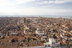 Paesaggio urbano di Venezia Immagine Stock