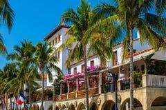 Paesaggio urbano di West Palm Beach fotografia stock libera da diritti
