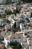 Paesaggio urbano Granada Fotografie Stock