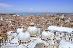 Paesaggio urbano Italia di Venezia Fotografia Stock