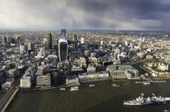 Paesaggio urbano, Londra Fotografia Stock Libera da Diritti
