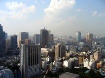Paesaggio urbano - Tokyo Fotografia Stock