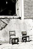 Paesaggio urbano - vita del ghetto Immagini Stock