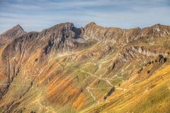 Paesaggio V delle alpi di Bernese Immagini Stock