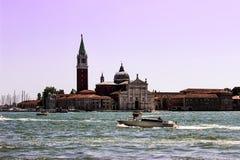 paesaggio a Venezia fotografia stock