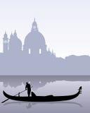 Paesaggio veneziano Fotografie Stock Libere da Diritti