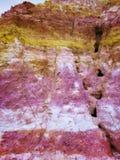 Paesaggio verniciato fotografie stock libere da diritti