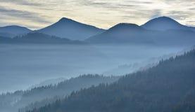 Paesaggio vicino a Jamnik Fotografie Stock