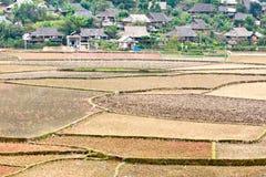 Paesaggio vietnamita. Fotografia Stock Libera da Diritti