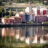 Paese Basco di Bilbao Fotografia Stock Libera da Diritti
