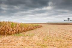 Paese dei Amish immagini stock