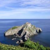 Paese del basco dell'isola Immagini Stock