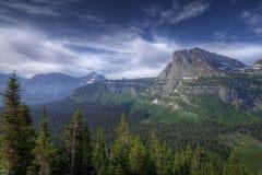 Paese dell'alta montagna Immagine Stock Libera da Diritti