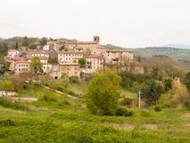 Paese di Apennines Fotografia Stock Libera da Diritti