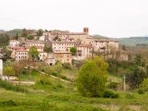 Paese di Apennines Immagine Stock