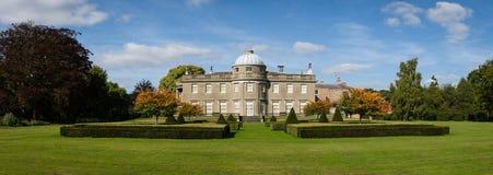 Paese Inghilterra di casa signorile di casa - Regno Unito di Regency immagini stock